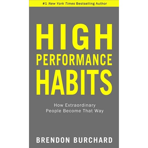 high performance habit